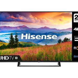 """65"""" HISENSE 65A7300FTUK  Smart 4K Ultra HD HDR LED TV"""