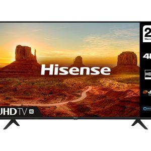"""58"""" HISENSE 58A7100FTUK  Smart 4K Ultra HD HDR LED TV"""