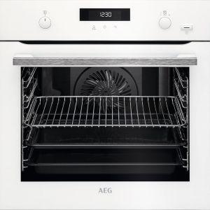 AEG SteamBake BPS555020W Electric Steam Oven - White, White