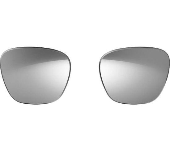 BOSE Frames Alto Lenses - Mirrored Silver, Small/Medium, Silver