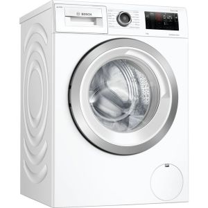 BOSCH Serie 6 i-DOS WAU28PH9GB WiFi-enabled 9 kg 1400 Spin Washing Machine - White, White
