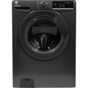 HOOVER H-Wash 300 H3W410TGGE NFC 10 kg 1400 Spin Washing Machine - Graphite, Graphite