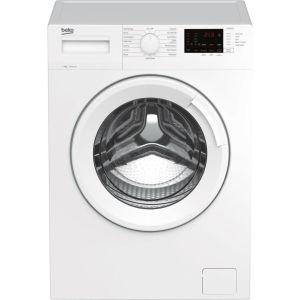 BEKO WTK94121W 9 kg 1400 Spin Washing Machine – White, White