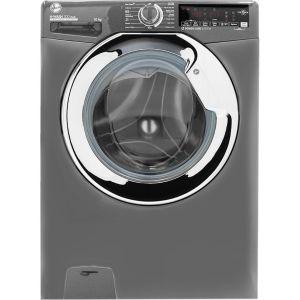 HOOVER H-Wash 300 H3WS610TAMCGE NFC 10 kg 1600 Spin Washing Machine – Graphite, Graphite