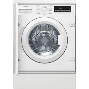 NEFF W544BX1GB Integrated 8 kg 1400 rpm Washing Machine, Tomato