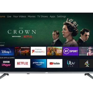 "32"" JVC LT-32CF600 Fire TV Edition  Smart HD Ready LED TV with Amazon Alexa"