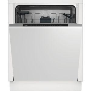 BEKO DIN16X20 Full-size Fully Integrated Dishwasher