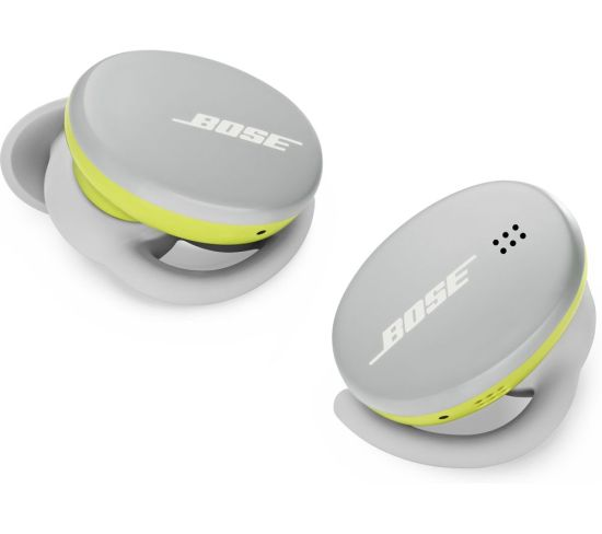 BOSE Sport Wireless Bluetooth Earbuds - Glacier White, White