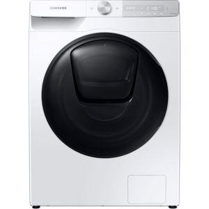 SAMSUNG QuickDrive WW80T854DBH/S1 WiFi-enabled 8 kg 1400 Spin Washing Machine - White, White