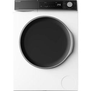 SHARP ES-NFB914AWC-EN 9 kg 1330 Spin Washing Machine - White, White
