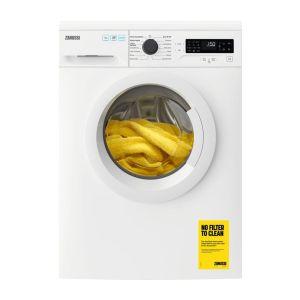 ZANUSSI ZWF745B4PW 7 kg 1400 Spin Washing Machine - White, White