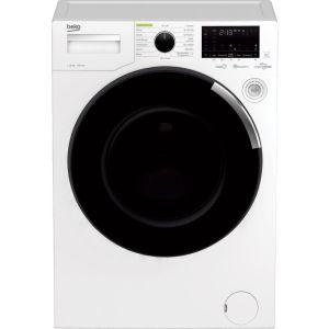 BEKO WEY104064TW Bluetooth 10 kg 1400 Spin Washing Machine - White, White