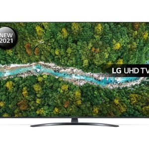 "55"" LG 55UP78006LB  Smart 4K Ultra HD HDR LED TV with Google Assistant & Amazon Alexa"
