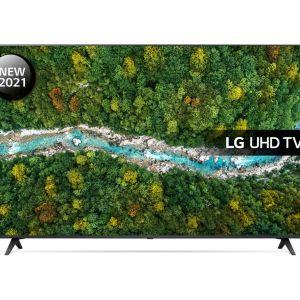 "50"" LG 50UP77006LB  Smart 4K Ultra HD HDR LED TV with Google Assistant & Amazon Alexa"