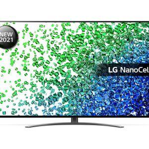 "50"" LG 50NANO816PA  Smart 4K Ultra HD HDR LED TV with Google Assistant & Amazon Alexa"