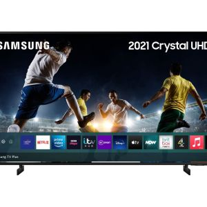 SAMSUNG UE43AU8000KXXU  Smart 4K Ultra HD HDR LED TV with Bixby, Alexa & Google Assistant