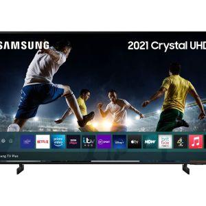 "65"" SAMSUNG UE65AU8000KXXU  Smart 4K Ultra HD HDR LED TV with Bixby, Alexa & Google Assistant"