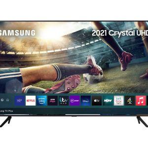 "65"" SAMSUNG UE65AU7100KXXU  Smart 4K Ultra HD HDR LED TV with Bixby, Alexa & Google Assistant"