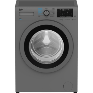 Beko WDER7440421S 7Kg / 4Kg Washer Dryer with 1400 rpm - Silver - A Rated