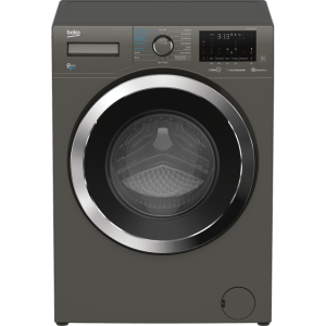 Beko WDER8540441G 8Kg / 5Kg Washer Dryer with 1400 rpm - Graphite - A Rated