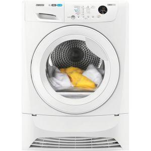 Zanussi ZDH8903W 8Kg Heat Pump Tumble Dryer - White - A+ Rated