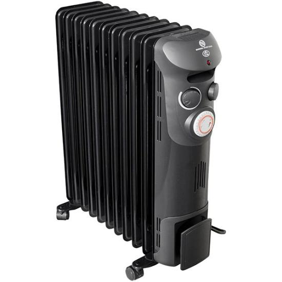 """Prem-I-Air 2.5kw Oil Filled Radiator With Adjustable Thermostat - EH1772 PREM-I-AIR Heating Prem-I-Air 2.5kw Oil Filled Radiator With Adjustable Thermostat - EH1772 Shop The Very Best Air Con Deals Online at <a href=""""http://Appliance-Deals.com"""">Appliance-Deals.com</a>"""