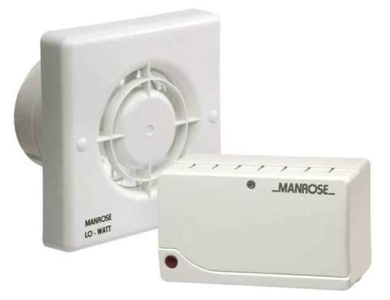 """Manrose Safety Extra Low Voltage (SELV) Fan with Transformer - SELVLW100S Manrose Extractor Fans Manrose Safety Extra Low Voltage (SELV) Fan with Transformer - SELVLW100S Shop The Very Best Air Con Deals Online at <a href=""""http://Appliance-Deals.com"""">Appliance-Deals.com</a>"""