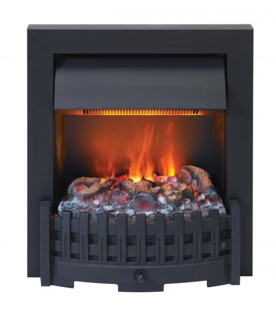 """Dimplex Danesbury Inset Fire (Black Trim and Front) - DAN20BL Dimplex Electric Fires Dimplex Danesbury Inset Fire (Black Trim and Front) - DAN20BL Shop The Very Best Air Con Deals Online at <a href=""""http://Appliance-Deals.com"""">Appliance-Deals.com</a>"""