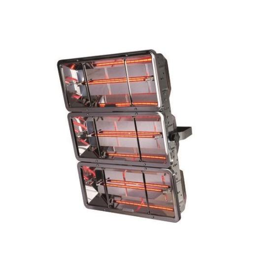 """Hyco Sun Prince 4000W Halogen Quartz Infra Red Heater Chrome - SP4000HL Hyco Heating Hyco Sun Prince 4000W Halogen Quartz Infra Red Heater Chrome - SP4000HL Shop The Very Best Air Con Deals Online at <a href=""""http://Appliance-Deals.com"""">Appliance-Deals.com</a>"""