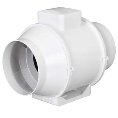"""Xpelair XIMX150T 150MM Centrifugal Plastic Inline Fan With Timer - 93084AW Xpelair Extractor Fans Xpelair XIMX150T 150MM Centrifugal Plastic Inline Fan With Timer - 93084AW Shop The Very Best Air Con Deals Online at <a href=""""http://Appliance-Deals.com"""">Appliance-Deals.com</a>"""