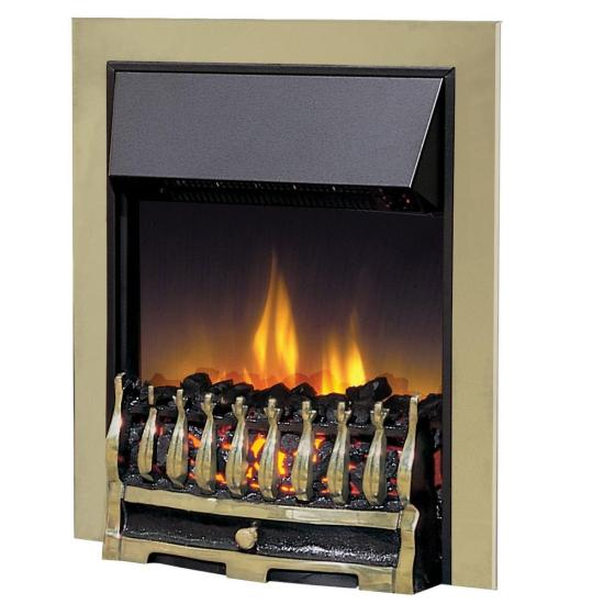 """Dimplex Wynford Inset Fire (Antique Brass Effect Finish) - WYN20AB Dimplex Electric Fires Dimplex Wynford Inset Fire (Antique Brass Effect Finish) - WYN20AB Shop The Very Best Air Con Deals Online at <a href=""""http://Appliance-Deals.com"""">Appliance-Deals.com</a>"""