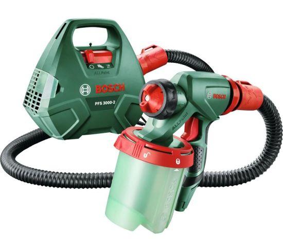 """BOSCH PFS 3000-2 Paint Spray System - Green & Red, Green Home & Garden, Currys PC World BOSCH PFS 3000-2 Paint Spray System - Green & Red, Green Shop The Very Best Deals Online at <a href=""""http://Appliance-Deals.com"""">Appliance-Deals.com</a> <a href=""""https://www.awin1.com/cread.php?awinmid=19526&awinaffid=792795&ued=https%3A%2F%2Fao.com""""><img class="""" wp-image-9780000159235 aligncenter"""" src=""""https://appliance-deals.com/wp-content/uploads/2021/02/ao-new.jpg"""" alt=""""Appliance Deals"""" width=""""112"""" height=""""112"""" /></a> <a href=""""https://www.awin1.com/cread.php?awinmid=19526&awinaffid=792795&ued=https%3A%2F%2Fao.com""""><img class="""" wp-image-9780000159235 aligncenter"""" src=""""https://appliance-deals.com/wp-content/uploads/2021/03/curryspcworld_500x500_thumb.png"""" alt=""""Appliance Deals"""" width=""""112"""" height=""""112"""" /></a>"""