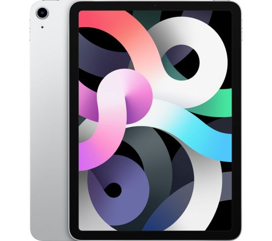 """APPLE 10.9"""" iPad Air (2020) - 256 GB, Silver, Silver Currys laptops, Currys Laptop Sale, Apple Laptops APPLE 10.9"""" iPad Air (2020) - 256 GB, Silver, Silver Shop The Very Best Laptop Deals Online at <a href=""""http://Appliance-Deals.com"""">Appliance-Deals.com</a> <a href=""""https://www.awin1.com/cread.php?awinmid=1599&awinaffid=792795&ued=https%3A%2F%2Fwww.currys.co.uk%2Fgbuk%2Fcomputing-33-u.html""""><img class="""" wp-image-9780000159235 aligncenter"""" src=""""https://appliance-deals.com/wp-content/uploads/2021/03/curryspcworld_500x500_thumb.png"""" alt=""""Appliance Deals"""" width=""""112"""" height=""""112"""" /></a>"""