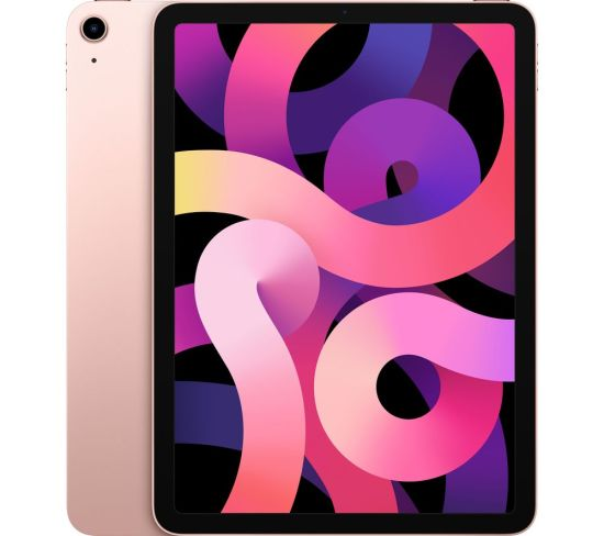 """APPLE 10.9"""" iPad Air (2020) - 256 GB, Rose Gold, Gold Currys laptops, Currys Laptop Sale, Apple Laptops APPLE 10.9"""" iPad Air (2020) - 256 GB, Rose Gold, Gold Shop The Very Best Laptop Deals Online at <a href=""""http://Appliance-Deals.com"""">Appliance-Deals.com</a> <a href=""""https://www.awin1.com/cread.php?awinmid=1599&awinaffid=792795&ued=https%3A%2F%2Fwww.currys.co.uk%2Fgbuk%2Fcomputing-33-u.html""""><img class="""" wp-image-9780000159235 aligncenter"""" src=""""https://appliance-deals.com/wp-content/uploads/2021/03/curryspcworld_500x500_thumb.png"""" alt=""""Appliance Deals"""" width=""""112"""" height=""""112"""" /></a>"""
