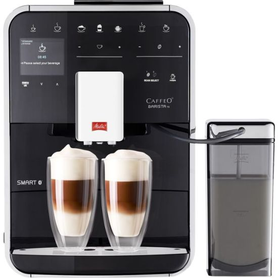 """Melitta Barista TS Smart 6764549 Bean to Cup Coffee Machine - Black AO Bean To Cup Melitta Barista TS Smart 6764549 Bean to Cup Coffee Machine - Black Shop The Very Best Small Appliance Deals Online at <a href=""""http://Appliance-Deals.com"""">Appliance-Deals.com</a> <a href=""""https://www.awin1.com/cread.php?awinmid=19526&awinaffid=792795&ued=https://ao.com""""><img class="""" wp-image-9780000159235 aligncenter"""" src=""""https://appliance-deals.com/wp-content/uploads/2021/02/ao-new.jpg"""" alt="""" Small Appliance Deals"""" width=""""112"""" height=""""112"""" /></a>"""