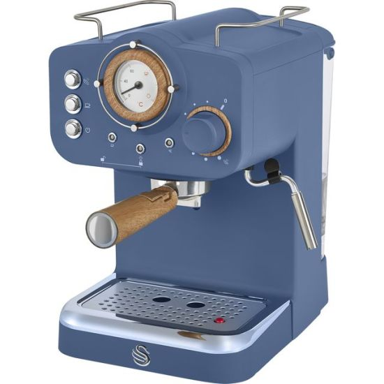 """Swan Nordic SK22110BLUN Espresso Coffee Machine - Blue AO Espresso Swan Nordic SK22110BLUN Espresso Coffee Machine - Blue Shop The Very Best Small Appliance Deals Online at <a href=""""http://Appliance-Deals.com"""">Appliance-Deals.com</a> <a href=""""https://www.awin1.com/cread.php?awinmid=19526&awinaffid=792795&ued=https://ao.com""""><img class="""" wp-image-9780000159235 aligncenter"""" src=""""https://appliance-deals.com/wp-content/uploads/2021/02/ao-new.jpg"""" alt="""" Small Appliance Deals"""" width=""""112"""" height=""""112"""" /></a>"""