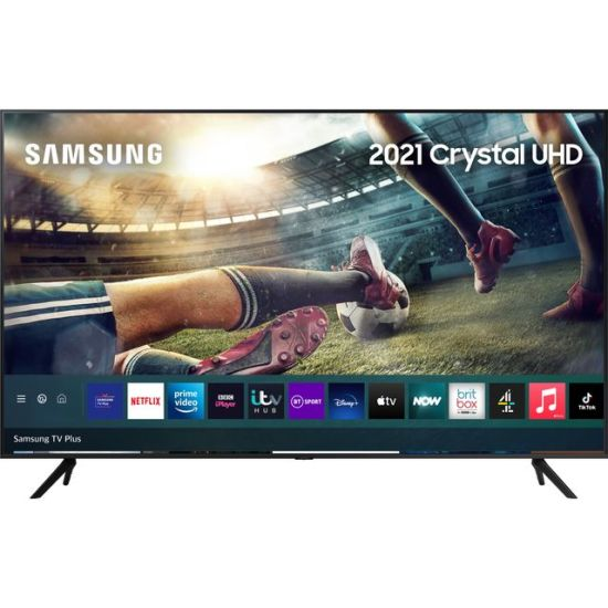 """Samsung UE75AU7100 75"""" Smart 4K Ultra HD TV AO Samsung TV Samsung UE75AU7100 75"""" Smart 4K Ultra HD TV Shop The Very Best TV Deals Online with Fast Delivery and Amazing Offers at <a href=""""http://Appliance-Deals.com"""">Appliance-Deals.com</a> <a href=""""https://www.awin1.com/cread.php?awinmid=1599&awinaffid=792795&ued=https%3A%2F%2Fcurrys.co.uk""""><img class="""" wp-image-9780000159235 aligncenter"""" src=""""https://appliance-deals.com/wp-content/uploads/2021/03/curryspcworld_500x500_thumb.png"""" alt=""""Appliance Deals"""" width=""""112"""" height=""""112"""" /></a> <a href=""""https://www.awin1.com/cread.php?awinmid=19526&awinaffid=792795&ued=https%3A%2F%2Fao.com""""><img class="""" wp-image-9780000159235 aligncenter"""" src=""""https://appliance-deals.com/wp-content/uploads/2021/02/ao-new.jpg"""" alt=""""Appliance Deals"""" width=""""112"""" height=""""112"""" /></a>"""