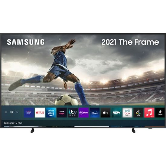 """Samsung QLED QE75LS03AA 75"""" Smart 4K Ultra HD TV, With Quantum Processor 4K and Apple TV App AO Samsung TV Samsung QLED QE75LS03AA 75"""" Smart 4K Ultra HD TV, With Quantum Processor 4K and Apple TV App Shop The Very Best TV Deals Online with Fast Delivery and Amazing Offers at <a href=""""http://Appliance-Deals.com"""">Appliance-Deals.com</a> <a href=""""https://www.awin1.com/cread.php?awinmid=1599&awinaffid=792795&ued=https%3A%2F%2Fcurrys.co.uk""""><img class="""" wp-image-9780000159235 aligncenter"""" src=""""https://appliance-deals.com/wp-content/uploads/2021/03/curryspcworld_500x500_thumb.png"""" alt=""""Appliance Deals"""" width=""""112"""" height=""""112"""" /></a> <a href=""""https://www.awin1.com/cread.php?awinmid=19526&awinaffid=792795&ued=https%3A%2F%2Fao.com""""><img class="""" wp-image-9780000159235 aligncenter"""" src=""""https://appliance-deals.com/wp-content/uploads/2021/02/ao-new.jpg"""" alt=""""Appliance Deals"""" width=""""112"""" height=""""112"""" /></a>"""