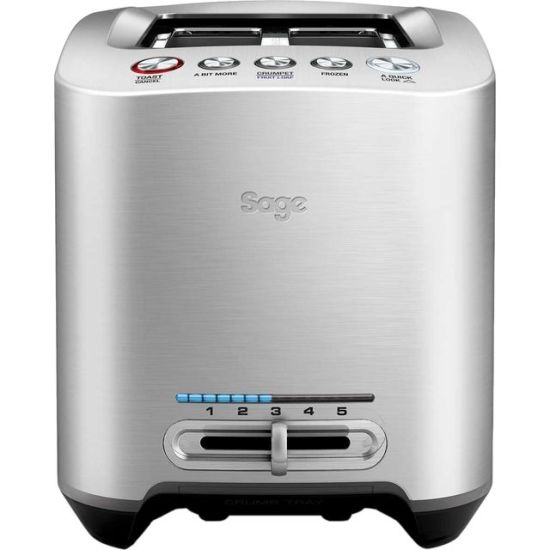 """Sage The Smart Toast 2 Slice BTA825UK 2 Slice Toaster - Stainless Steel AO Toaster Sage The Smart Toast 2 Slice BTA825UK 2 Slice Toaster - Stainless Steel Shop The Very Best Small Appliance Deals Online at <a href=""""http://Appliance-Deals.com"""">Appliance-Deals.com</a> <a href=""""https://www.awin1.com/cread.php?awinmid=19526&awinaffid=792795&ued=https://ao.com""""><img class="""" wp-image-9780000159235 aligncenter"""" src=""""https://appliance-deals.com/wp-content/uploads/2021/02/ao-new.jpg"""" alt="""" Small Appliance Deals"""" width=""""112"""" height=""""112"""" /></a>"""