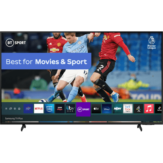 """Samsung QLED QE65Q60AA 65"""" Smart 4K Ultra HD TV With 100% Colour Volume and Apple TV App AO Samsung TV Samsung QLED QE65Q60AA 65"""" Smart 4K Ultra HD TV With 100% Colour Volume and Apple TV App Shop The Very Best TV Deals Online with Fast Delivery and Amazing Offers at <a href=""""http://Appliance-Deals.com"""">Appliance-Deals.com</a> <a href=""""https://www.awin1.com/cread.php?awinmid=1599&awinaffid=792795&ued=https%3A%2F%2Fcurrys.co.uk""""><img class="""" wp-image-9780000159235 aligncenter"""" src=""""https://appliance-deals.com/wp-content/uploads/2021/03/curryspcworld_500x500_thumb.png"""" alt=""""Appliance Deals"""" width=""""112"""" height=""""112"""" /></a> <a href=""""https://www.awin1.com/cread.php?awinmid=19526&awinaffid=792795&ued=https%3A%2F%2Fao.com""""><img class="""" wp-image-9780000159235 aligncenter"""" src=""""https://appliance-deals.com/wp-content/uploads/2021/02/ao-new.jpg"""" alt=""""Appliance Deals"""" width=""""112"""" height=""""112"""" /></a>"""