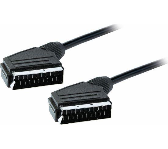 "ESSENTIALS C1SCT15 SCART Cable - 1 m Appliance Deals ESSENTIALS C1SCT15 SCART Cable - 1 m Shop & Save Today With The Best Appliance Deals Online at <a href=""http://Appliance-Deals.com"">Appliance-Deals.com</a>"