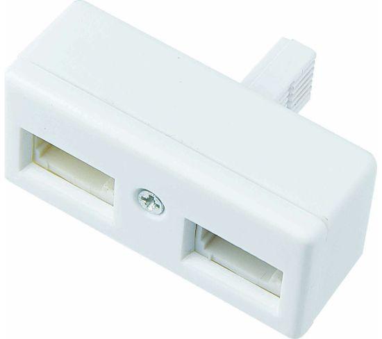 "LOGIK LTD0B15 Telephone Socket Adapter Appliance Deals LOGIK LTD0B15 Telephone Socket Adapter Shop & Save Today With The Best Appliance Deals Online at <a href=""http://Appliance-Deals.com"">Appliance-Deals.com</a>"