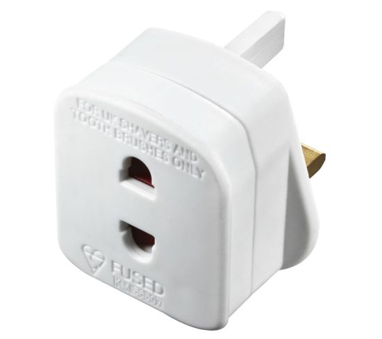 """MASTERPLUG SHADC-MP Shaver Adapter Appliance Deals MASTERPLUG SHADC-MP Shaver Adapter Shop & Save Today With The Best Appliance Deals Online at <a href=""""http://Appliance-Deals.com"""">Appliance-Deals.com</a>"""