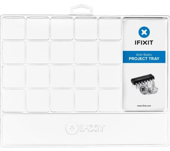 """IFIXIT Anti-Static Project Tray Appliance Deals IFIXIT Anti-Static Project Tray Shop & Save Today With The Best Appliance Deals Online at <a href=""""http://Appliance-Deals.com"""">Appliance-Deals.com</a>"""