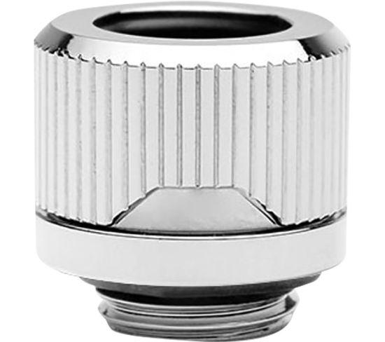 """EK COOLING EK-Torque HTC 12 mm Compression Fitting - G1/4"""", Nickel Appliance Deals EK COOLING EK-Torque HTC 12 mm Compression Fitting - G1/4"""", Nickel Shop & Save Today With The Best Appliance Deals Online at <a href=""""http://Appliance-Deals.com"""">Appliance-Deals.com</a>"""