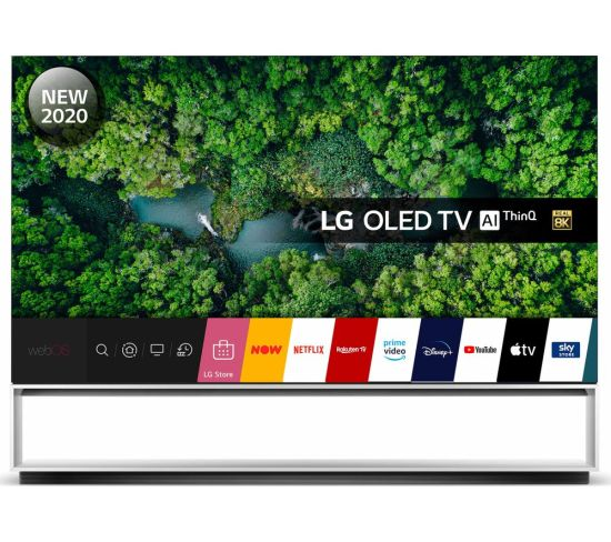 """LG OLED88ZX9LA 88"""" Smart 8K HDR OLED TV with Google Assistant & Amazon Alexa Currys LG TV LG OLED88ZX9LA 88"""" Smart 8K HDR OLED TV with Google Assistant & Amazon Alexa Shop The Very Best TV Deals Online with Fast Delivery and Amazing Offers at <a href=""""http://Appliance-Deals.com"""">Appliance-Deals.com</a> <a href=""""https://www.awin1.com/cread.php?awinmid=1599&awinaffid=792795&ued=https%3A%2F%2Fcurrys.co.uk""""><img class="""" wp-image-9780000159235 aligncenter"""" src=""""https://appliance-deals.com/wp-content/uploads/2021/03/curryspcworld_500x500_thumb.png"""" alt=""""Appliance Deals"""" width=""""112"""" height=""""112"""" /></a> <a href=""""https://www.awin1.com/cread.php?awinmid=19526&awinaffid=792795&ued=https%3A%2F%2Fao.com""""><img class="""" wp-image-9780000159235 aligncenter"""" src=""""https://appliance-deals.com/wp-content/uploads/2021/02/ao-new.jpg"""" alt=""""Appliance Deals"""" width=""""112"""" height=""""112"""" /></a>"""