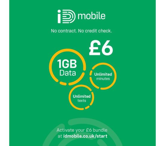 """IDMOBILE 4G SIM Card - £6, 1 GB Appliance Deals IDMOBILE 4G SIM Card - £6, 1 GB Shop & Save Today With The Best Appliance Deals Online at <a href=""""http://Appliance-Deals.com"""">Appliance-Deals.com</a>"""