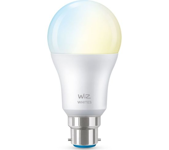"""WIZ CONNECTED A60 Tunable White Smart Light Bulb - B22, White Appliance Deals WIZ CONNECTED A60 Tunable White Smart Light Bulb - B22, White Shop & Save Today With The Best Appliance Deals Online at <a href=""""http://Appliance-Deals.com"""">Appliance-Deals.com</a>"""