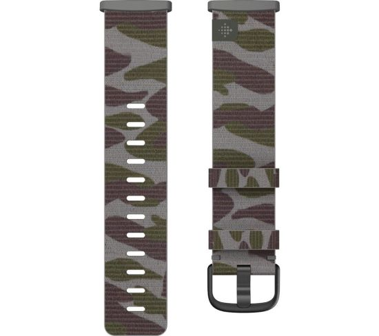 """FITBIT Sense & Versa 3 Woven Band - Camo, Large FITBIT Sense & Versa 3 Woven Band - Camo, Large Shop The Very Best FitBit Sale Deals Online at <a href=""""http://Appliance-Deals.com"""">Appliance-Deals.com</a> <a href=""""https://www.awin1.com/cread.php?awinmid=1599&awinaffid=792795&ued=https%3A%2F%2Fcurrys.co.uk""""><img class="""" wp-image-9780000159235 aligncenter"""" src=""""https://appliance-deals.com/wp-content/uploads/2021/03/curryspcworld_500x500_thumb.png"""" alt=""""fitbit Appliance Deals"""" width=""""112"""" height=""""112"""" /></a>"""