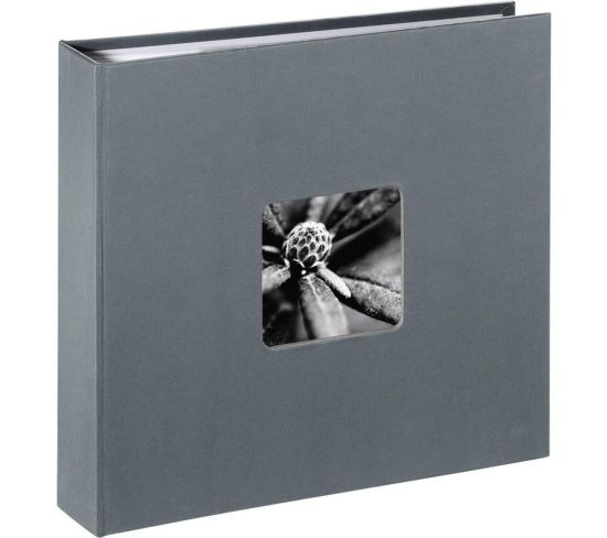 """HAMA 1704 Memo Fine Art Photo Album - Grey, 80 Pages, Grey Appliance Deals HAMA 1704 Memo Fine Art Photo Album - Grey, 80 Pages, Grey Shop & Save Today With The Best Appliance Deals Online at <a href=""""http://Appliance-Deals.com"""">Appliance-Deals.com</a>"""